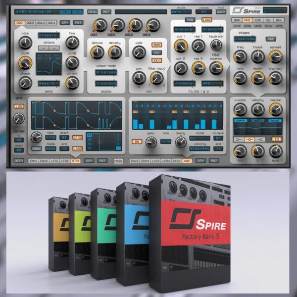 Reveal Sound - Spire
