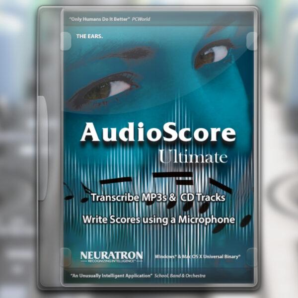 Neuratron AudioScore Ultimate